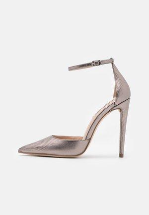 ALIZON - Classic heels - pewter
