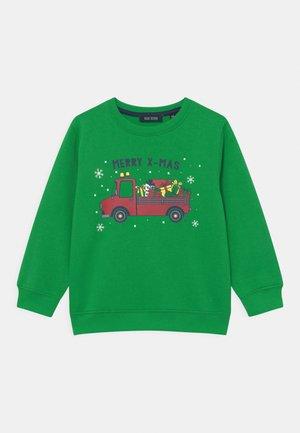 BOYS - Sweatshirt - grün