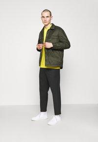 NN07 - COLUMBO  - Light jacket - dark army - 1