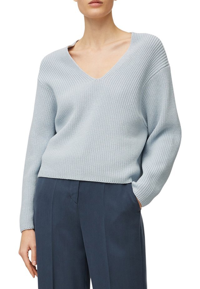 Sweter - bright sky