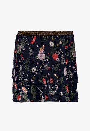 A-line skirt - bluebell