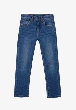 Džíny Straight Fit - azul claro
