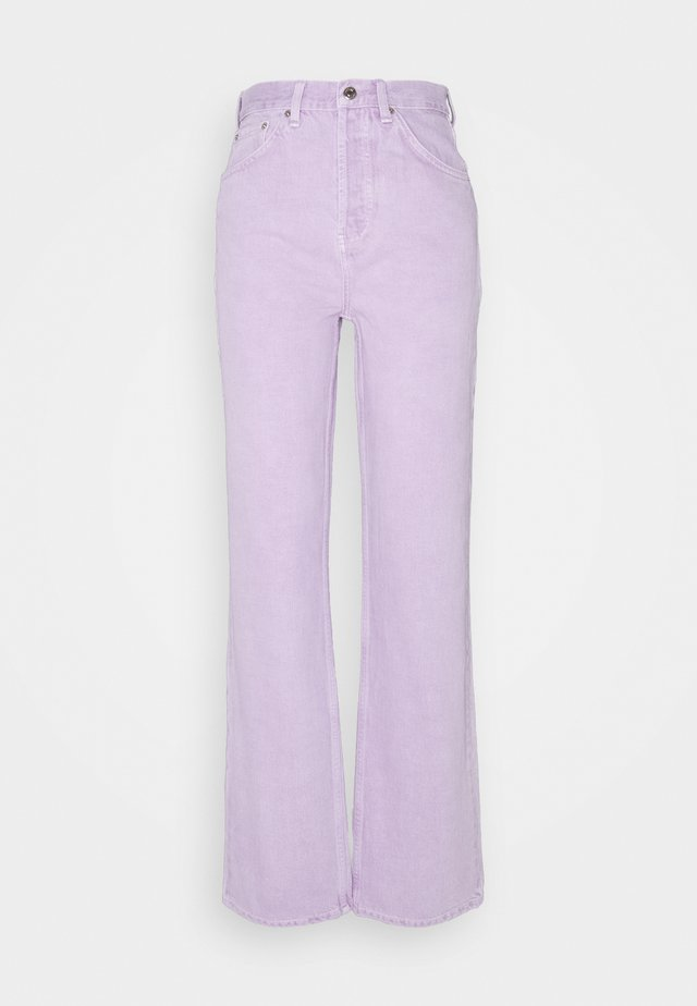 RUNWAY - Jeans relaxed fit - lilac