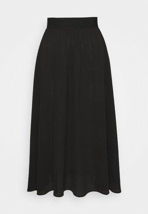NORA SKIRT - A-line skirt - black