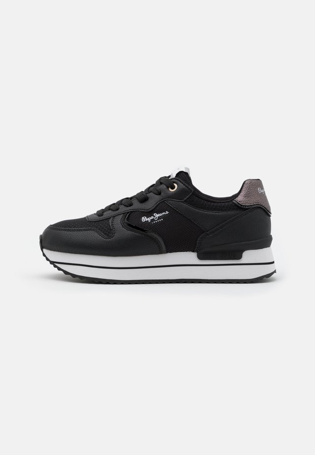 RUSPER CITY - Sneakers basse - black