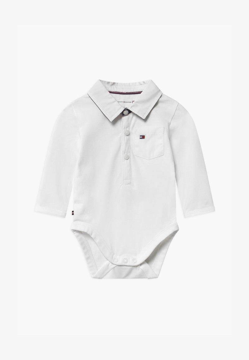Tommy Hilfiger - BABY BOY - Body - white