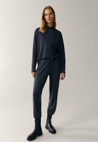Massimo Dutti - Sweatshirt - dark grey - 1
