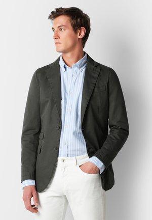 WITH DOUBLE POCKET - blazer - khaki