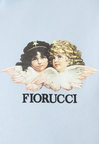 Fiorucci - NEW ANGELS HOODIE - Felpa con cappuccio - light blue - 2