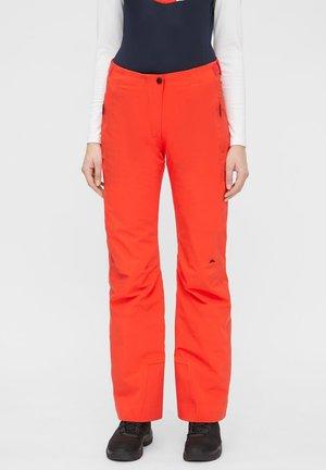 WATSON - Pantaloni da neve - racing red