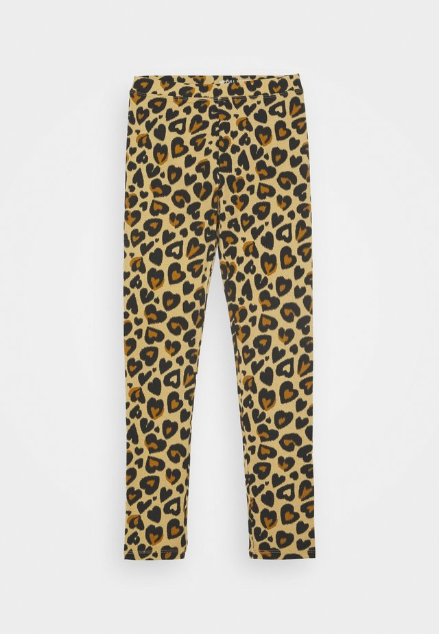 CAT - Leggings - Hosen - tan brown