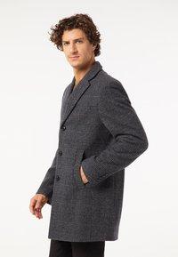 Pierre Cardin - Classic coat - blau/beige - 3