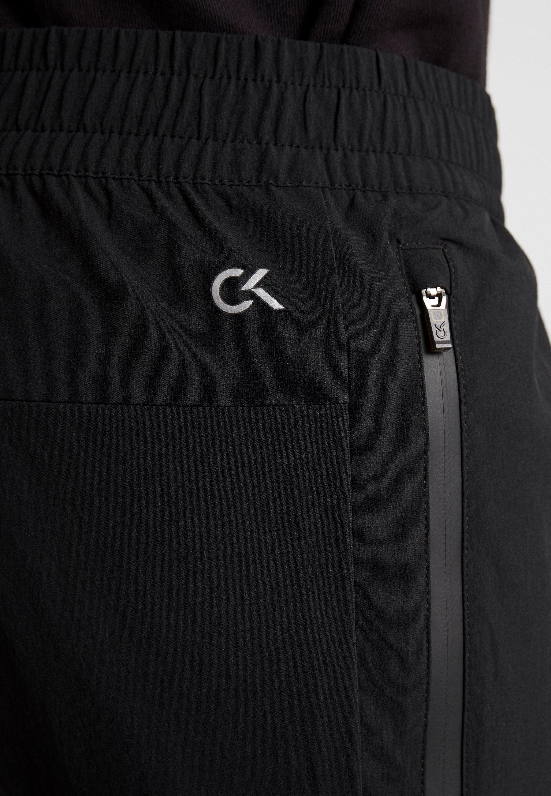 Calvin Klein Performance TECH PANT - Joggebukse - black