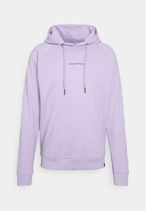 MOJO HOODIE - Sweater - pastel lilac