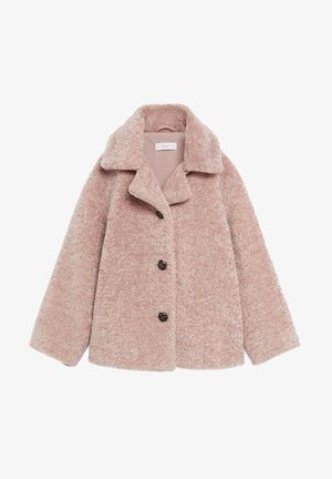 ARISON - Winter coat - pink