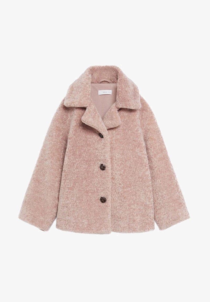 Mango - ARISON - Wintermantel - pink