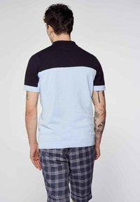 MDB IMPECCABLE - Polo shirt - blue - 2