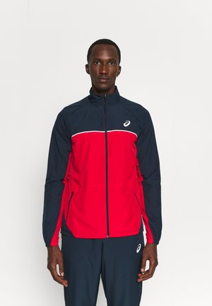 MATCH SUIT - Tracksuit - classic red/french blue