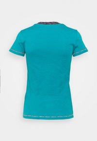 M Missoni - Print T-shirt - turquoise - 1