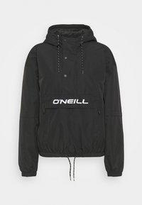 O'Neill - BLOCKSTAR ANORAK - Snowboard jacket - black out - 4