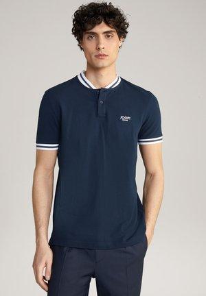 ADAMARO - Basic T-shirt - dunkelblau