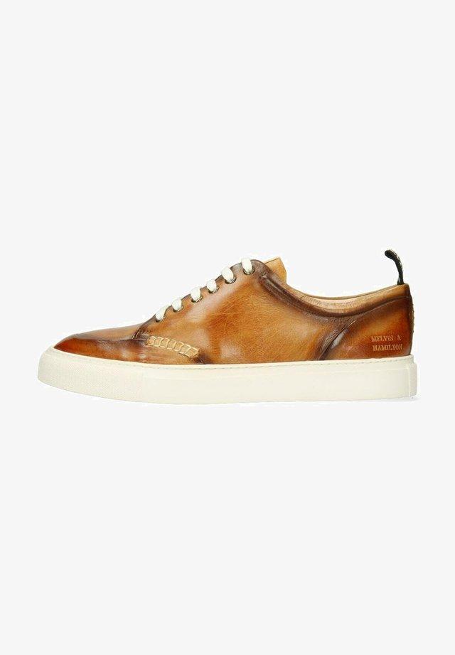 HARVEY - Sneakers laag - brown