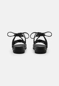 ASRA - SARIAH - Sandals - black - 2