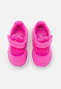 adidas Performance - EQ21 RUN UNISEX - Neutral running shoes - screaming pink/screaming orange/footwear white - 3