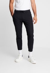 Abercrombie & Fitch - MENSWEAR JOGGER  - Pantalones - navy - 0
