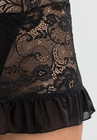 LASCANA - DIAMOND - Nightie - black - 4