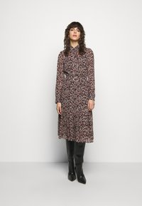 MICHAEL Michael Kors - DAINTY  - Shirt dress - dark ruby - 0