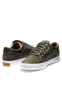 Timberland - ADV 2.0 CUPSOLE ALPINE - Sneakersy niskie - olive suede - 2