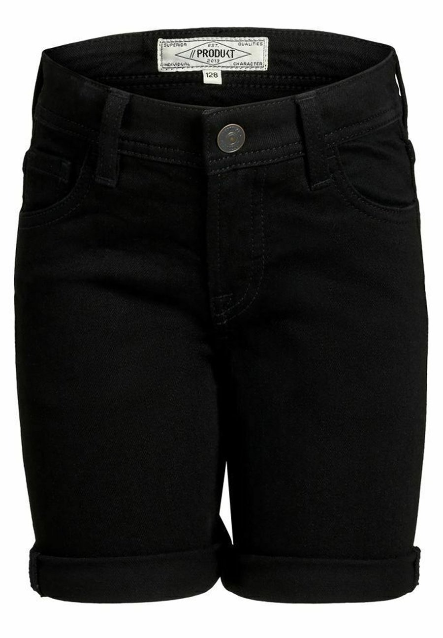 Kinder Jeans Shorts - black
