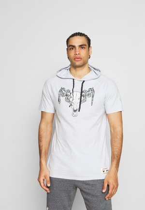 PROJECT ROCK - T-shirt con stampa - halo gray