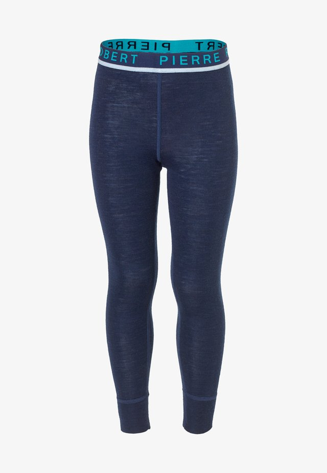 BASE LAYER  - Leggings - Trousers - navy mint