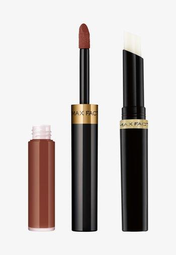 LIPFINITY - Liquid lipstick - 200 caffeinated