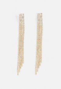 Topshop - MEGA CUPCHAIN - Earrings - gold-coloured - 0