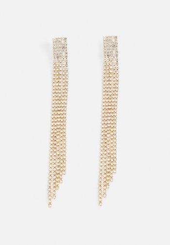 MEGA CUPCHAIN - Earrings - gold-coloured