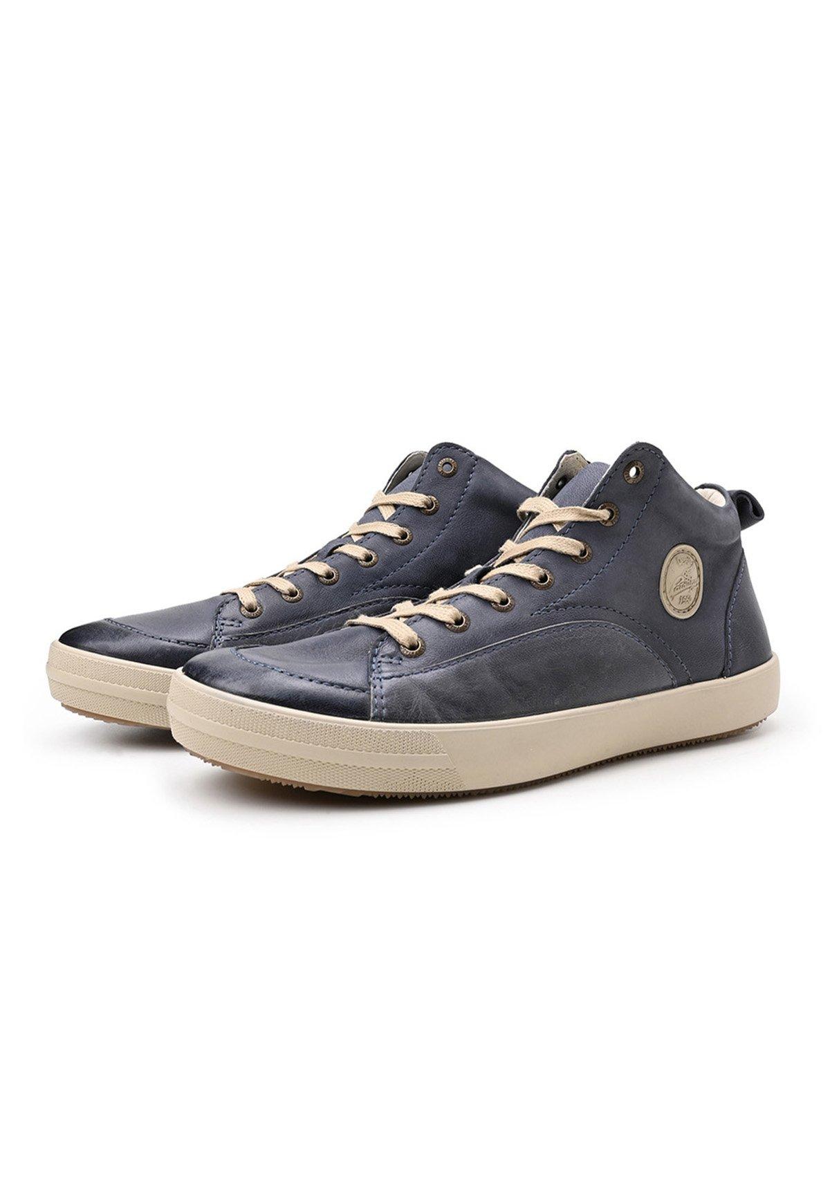 Pataugas CARLO LEATHER  - Sneaker high - dark grey/dunkelgrau - Herrenschuhe zNIMG