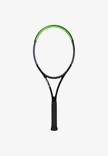 BLADE  - Tennis racket - schwarz/grün (702)