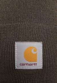 Carhartt WIP - WATCH HAT UNISEX - Beanie - cypress - 6