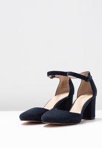 Pier One - Classic heels - dark blue - 4