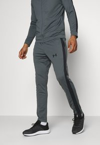 Under Armour - EMEA TRACK SUIT - Träningsset - pitch gray/black - 3