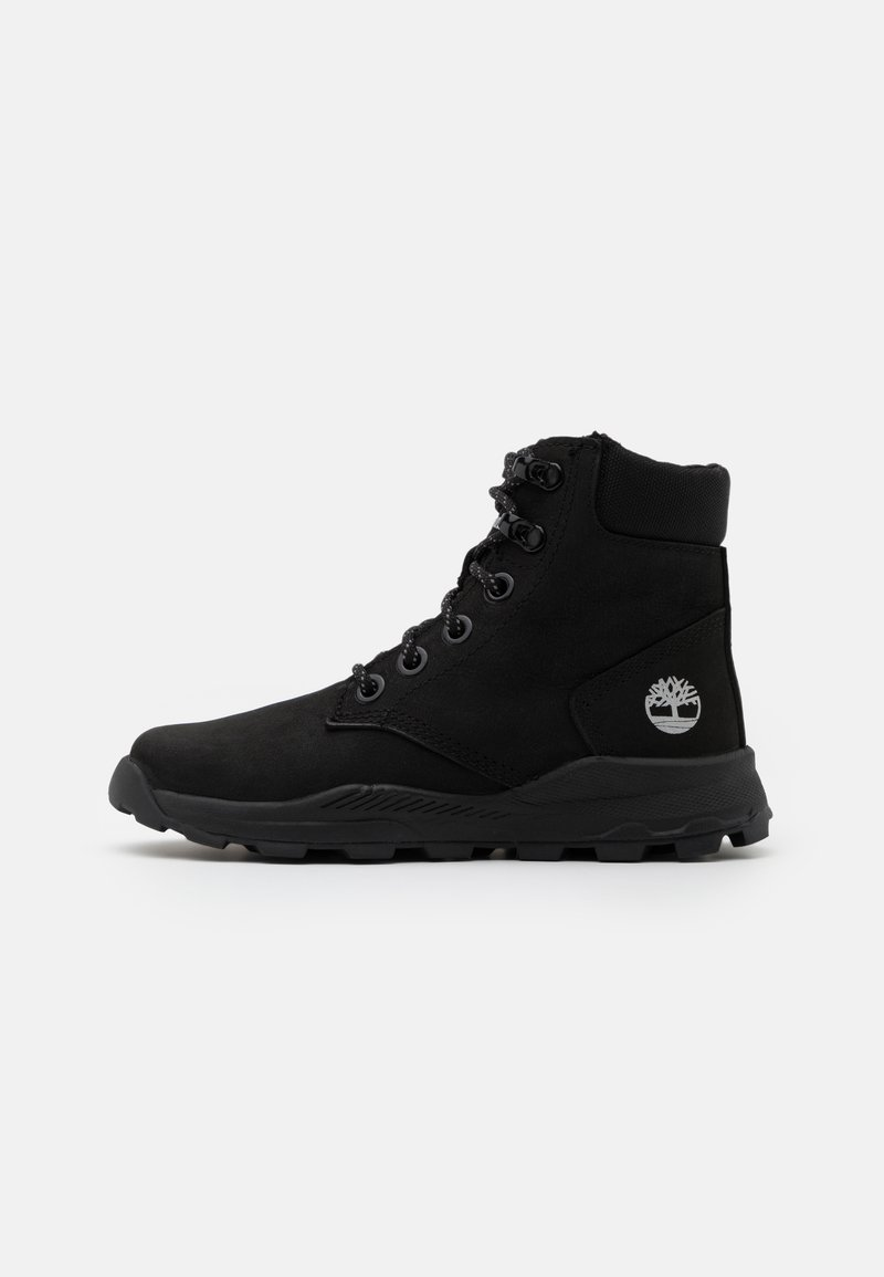 Timberland - BROOKLYN BOOT UNISEX - Veterboots - black