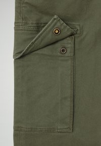 Napapijri - MOTO WINT - Cargo trousers - green depths - 4