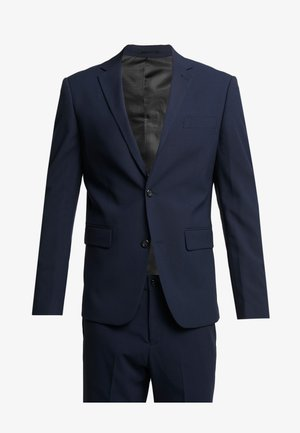 PLAIN MENS SUIT - Suit - navy