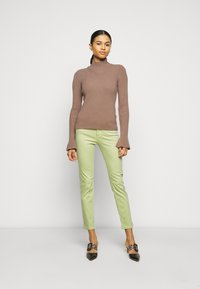 AG Jeans - PRIMA ANKLE - Skinny džíny - citrus mist - 1