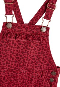 Next - DUNGAREES - Dungarees - red - 2