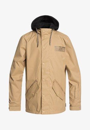 UNION  - Snowboardjacke - beige