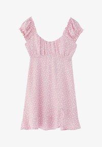PULL&BEAR - Denní šaty - rose gold coloured - 5